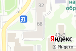 Схема проезда до компании Прецедент-Н в Кирове