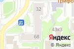 Схема проезда до компании CoffeeSprint43 в Кирове