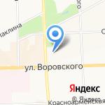Управление ЖКХ на карте Кирова