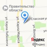 Здоровые дети на карте Кирова