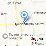 Маклер-К на карте Кирова