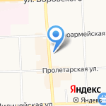 Компьютерный Мир на карте Кирова