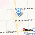 Элрос на карте Кирова