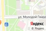 Схема проезда до компании Витрувий в Кирове