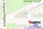 Схема проезда до компании Приволжская Ассоциация Биоэнергетики в Кирове