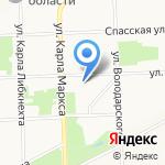 ReloD на карте Кирова