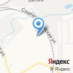Ди-Мастер на карте Кирова