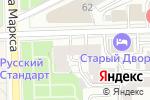 Схема проезда до компании Юридическая компания в Кирове