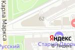 Схема проезда до компании MiniTV в Кирове