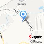 АСПЕКТ-СЕТИ на карте Кирова