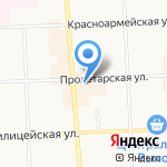 МегаФон на карте Кирова