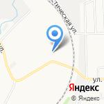 Автопрофиль на карте Кирова