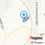 КировПассажирАвтотранс на карте Кирова