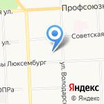 Спортивная секция по ушу на карте Кирова