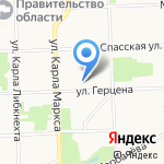 Первый компьютерный сервис на карте Кирова