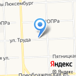 Живой уголок на карте Кирова
