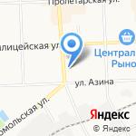 Вега на карте Кирова