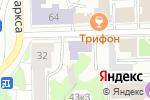 Схема проезда до компании Волго-Вятский институт в Кирове