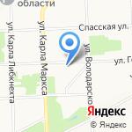 Тюнинг-ателье на карте Кирова