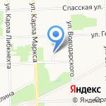 Автоматизация бизнес-процессов на карте Кирова