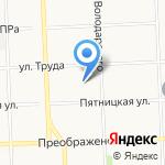 Орлов на карте Кирова