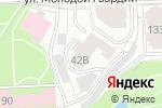 Схема проезда до компании Вятские центральные бани в Кирове