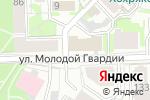 Схема проезда до компании Глобус-Тур в Кирове