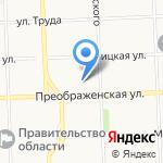 Лицей инновационного образования на карте Кирова