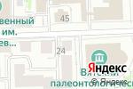 Схема проезда до компании КировМастер в Кирове