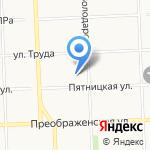 Детский сад №128 на карте Кирова