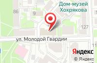 Схема проезда до компании Навигатор в Кирове