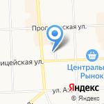 Фото Стиль на карте Кирова