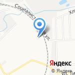 Грумант на карте Кирова