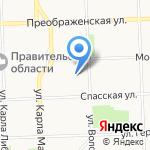 GAUDI на карте Кирова
