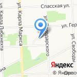 Торг-Птица на карте Кирова