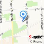 Антей 2 на карте Кирова