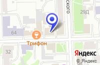 Схема проезда до компании РЕДАКЦИЯ ГАЗЕТЫ ПЕДАГОГИЧЕСКИЕ ВЕДОМОСТИ в Кирове