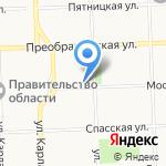 Областной музей истории народного образования на карте Кирова