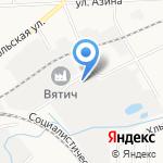 Suntero на карте Кирова