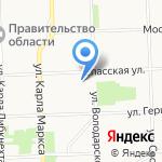 Вятский палеонтологический музей на карте Кирова