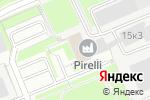 Схема проезда до компании Транспорт-ресурс в Кирове