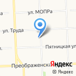 Gala Dance на карте Кирова