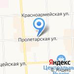 Люкс на карте Кирова