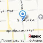 Твой конек на карте Кирова