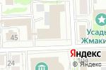 Схема проезда до компании Кировский почтамт в Кирове