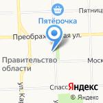 Художественный салон-магазин на карте Кирова