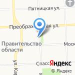 Mariage на карте Кирова