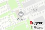 Схема проезда до компании Лотос в Кирове