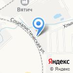 Вятспецторг на карте Кирова