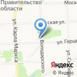 Промтехника на карте Кирова